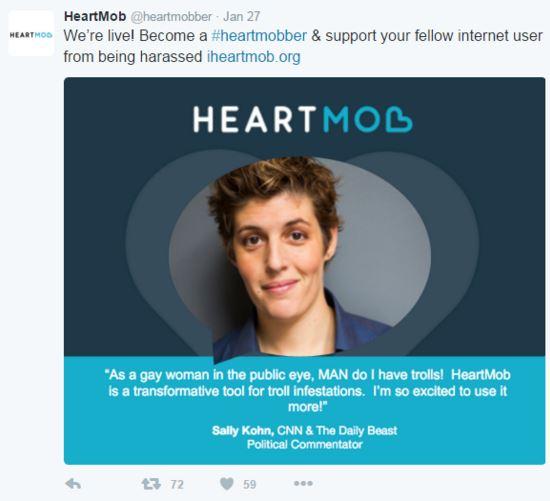 Heart-mob